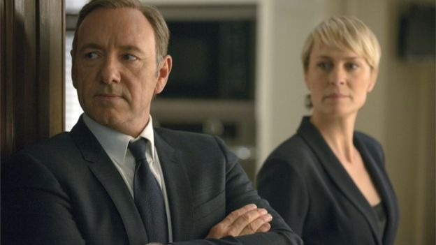 House of Cards - Foto: AP PHOTO/NETFLIX, NATHANIEL E. BELL