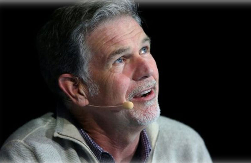 Reed Hastings - Foto: Reuters