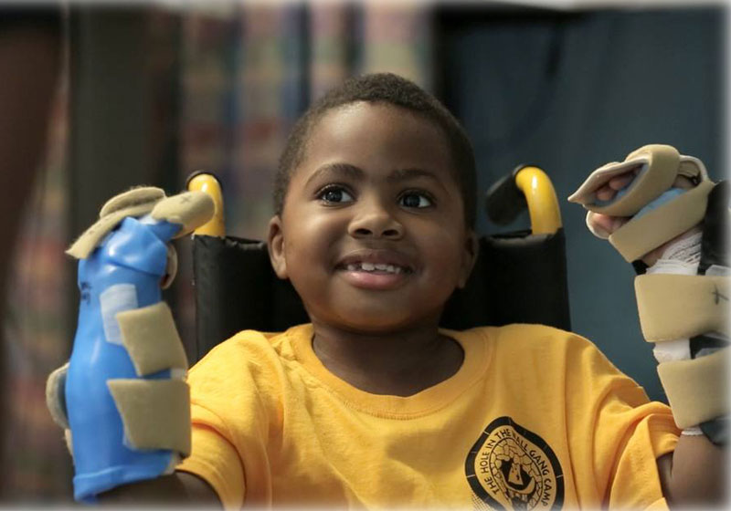 Zion Harvey - Foto: Children's Hospital of Philadelphia