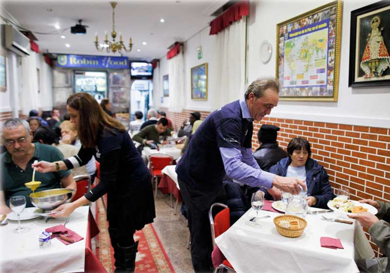 Restaurante Robin Hood - Foto: Pablo Blazquez Dominguez/Getty Images