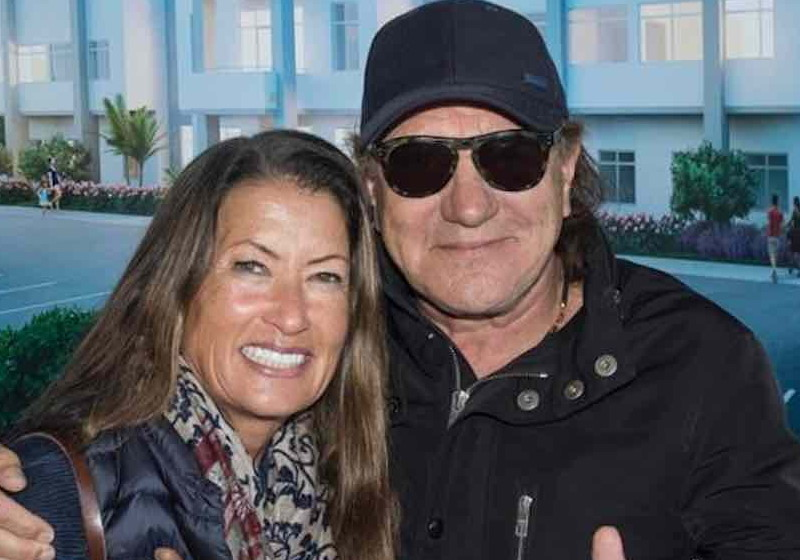 O líder do AC/DC Brian Johnson Foto: All Star Children's Foundation