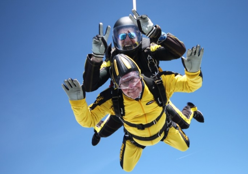 Foto: Courtesy Skydive Buzz