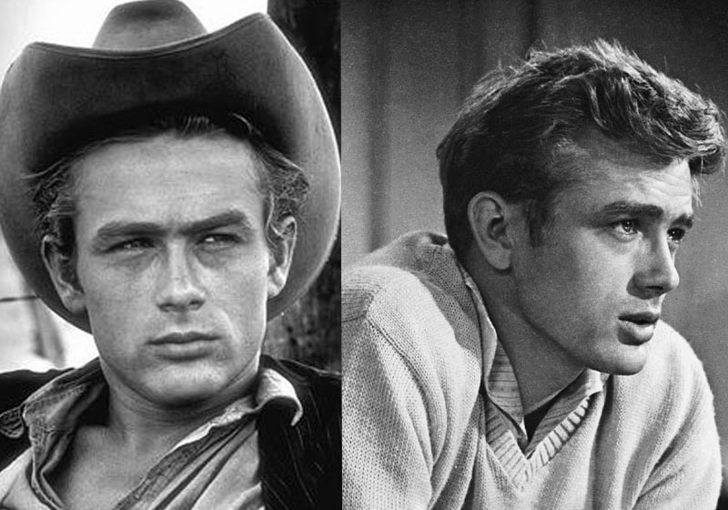 James Dean - Fotos: A.J. e SHUTTERSTOCK